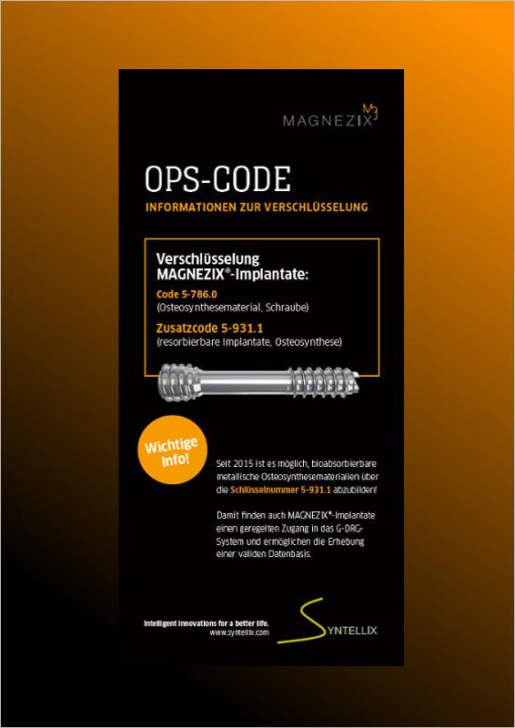 Flyer OPS-Code Information