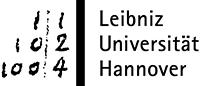 Logo of Leibniz University Hannover