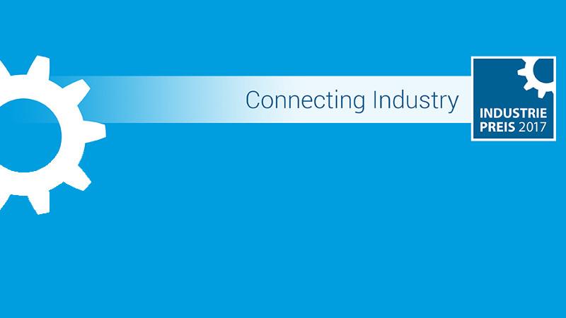 Titelbild zum Industriepreis 2017