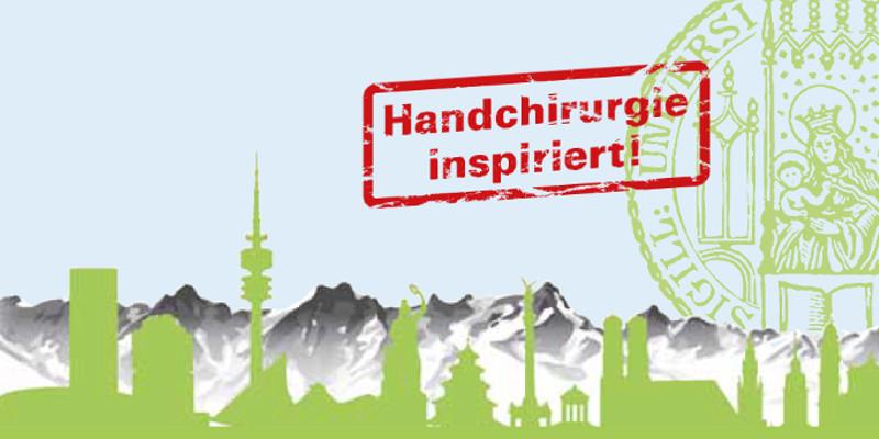 Titelbild 58. Kongress der Deutschen Gesellschaft für Handchirurgie
