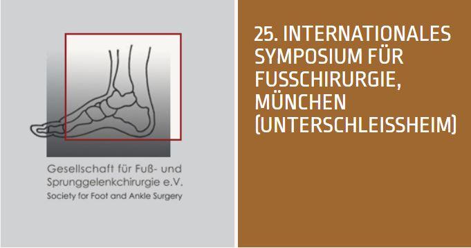 Titel 25. GFFC Symposium