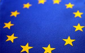 [] Flagge der EU
