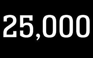 25000 as image