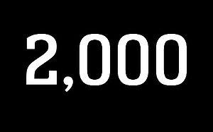 2000 as image