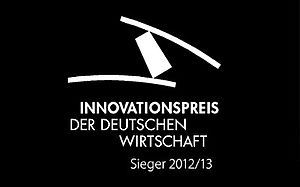 Siegel des Innovationspreises