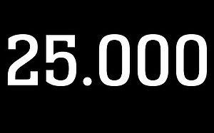 [] 25000 als Bild